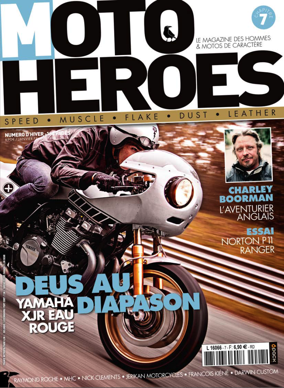 LEGEND'MOTORCYCLES - Moto Heroes